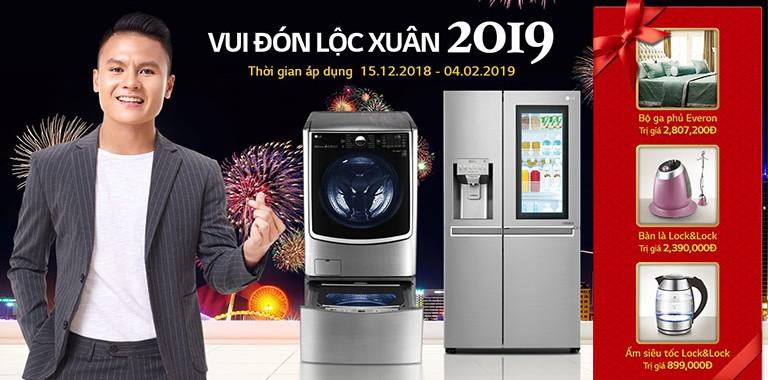 LG Vui Đón Lộc Xuân