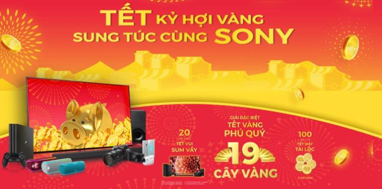 Tết Sung Túc cùng Sony
